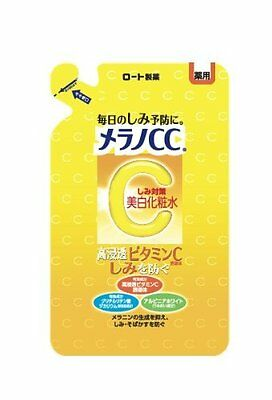 Rohto Melano CC medicinal stain intensive measures Lotion Refill 170mL F/S