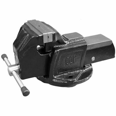 New Skandia Bench Vise Table Top Work Station 100mm Cast Iron High-quality
