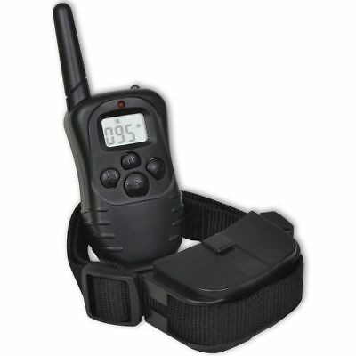 Battery-Powered Plastic Dog Trainer with 1 Collar and Remote Control Anti-Bark