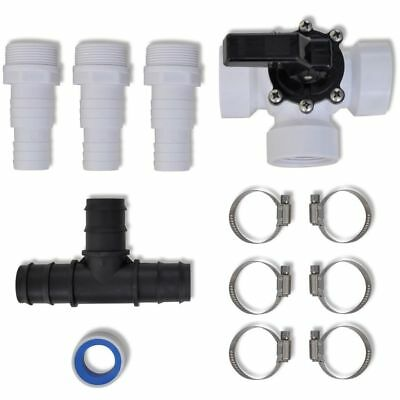New Bypass Kit for Pool Solar Heater Solar Heating System Pool & Spa Accessories