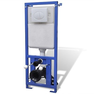 New Cistern Concealed Cistern Wall Hung Toilet Dual Flush
