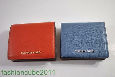 New With Tag MICHAEL Michael Kors Mercer carryall card case