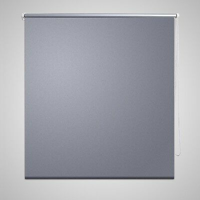 New Quality Roller Blind Blackout Thermal Easy Installation 40 x 100 cm Grey