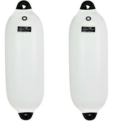 Boat Fenders 2 Pack 800mm x 260mm Marina Dock Buffers / Fender Inflatable