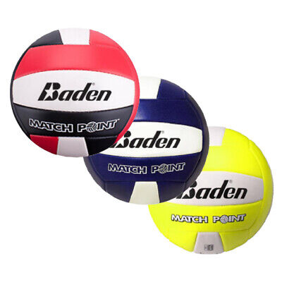 Baden Match Point Indoor / Outdoor Volleyball - Multiple Colours