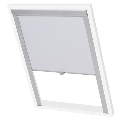 Velux Skylight Roof Window Blackout Roller Blinds Protector Cover White 206