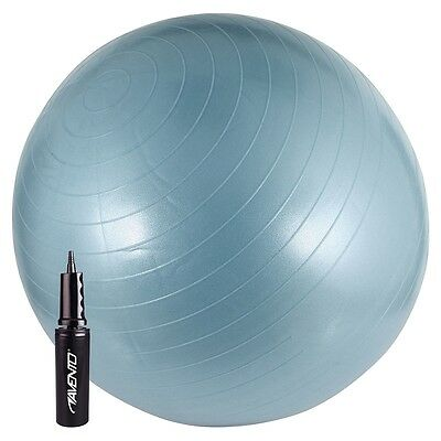 Avento Sports Fitness Exercise Swiss Gym Fit Yoga Core Ball Abdominal 41VV-LBL