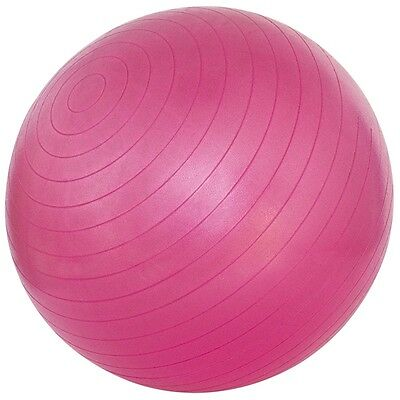 Avento Sports Fitness Exercise Swiss Gym Fit Yoga Core Ball Abdominal 41VL-ROZ