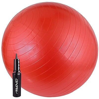 Avento Sports Fitness Exercise Swiss Gym Fit Yoga Core Ball Abdominal 41VV-ROZ