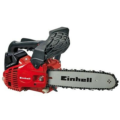 Einhell Top Handle Petrol Chainsaw GC-PC 930 I with Spare Replacement Chain
