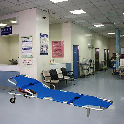 Beyond Foldable Ambulance Emergency Rescue Patient Stretcher With Backrest M99G