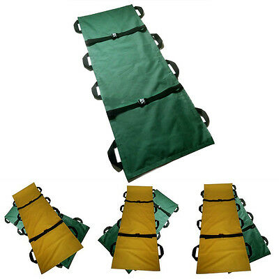 Hospital Medical Beyond Rescue Patient Soft Stretcher With 8 Handle Durable M99G