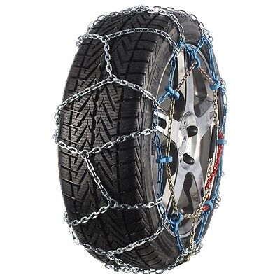 Pewag 2 pcs Snow Chains for Car Wheels Tyres LM 79 SB Ring Automatik S 62045