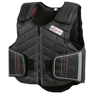 Covalliero Kids' Horse Riding Equestrian Safety Vest M ProtectoFlex 323072