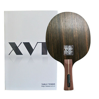 High Qualtiy XVT EBONY  CARBON  Table Tennis paddle/ Table Tennis Blade