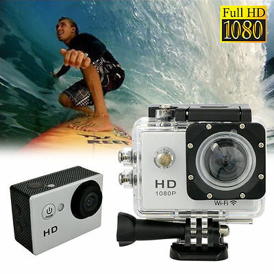 SJ4000 WIFI Waterproof Sports Full 1080P HD Video Action Camera for Gopro Hero