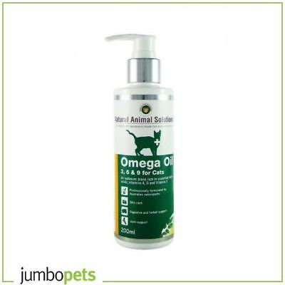 Natural Animal Solutions Omega Oil for cats