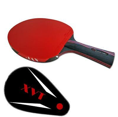 XVT Carbon 40+ With BOLL   Table Tennis Racket/ Table Tennis bat Send cover case