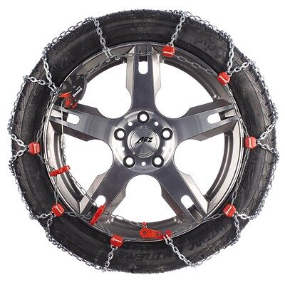 Pewag 2 pcs Snow Chains for Car Van Vehicle Wheels Tyres RS9 74 Servo 9 94795