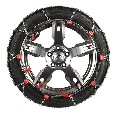 Pewag 2 pcs Snow Chains for Car Van Vehicle Wheel Tyres RSS 79 Servo Sport 30686