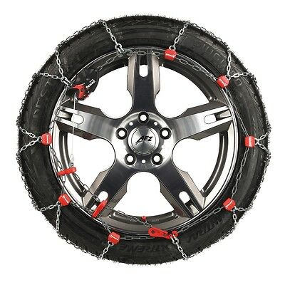 Pewag 2 pcs Snow Chains for Car Van Vehicle Wheel Tyres RSS 80 Servo Sport 31098