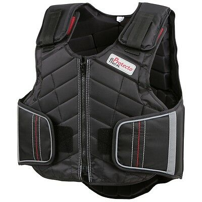 Covalliero Kids' Horse Riding Equestrian Safety Vest L ProtectoFlex 323073