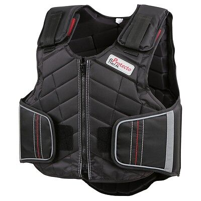 Covalliero Adults' Horse Riding Equestrian Safety Vest M ProtectoFlex 323075