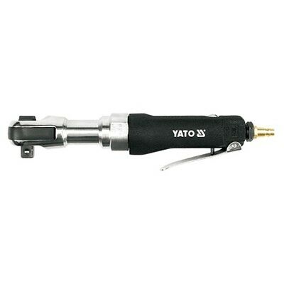 """YATO Air Ratchet Wrench Tool 1/2"""" Square Drive 160 RPM 68 Nm Workshop YT-0980"""