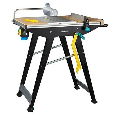 Wolfcraft Circular Jigsaw Router Table Capacity 200 kg Master Cut 1500 6906000