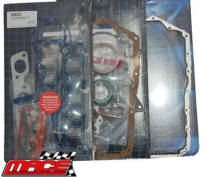 Premium Full Engine Gasket Kit Holden Vs Vt Vx Vu Vy L67 Supercharged 3.8L V6