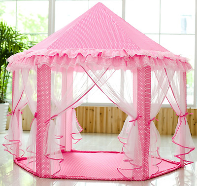 Indoor Playhouse For Children Bedroom Girls Boys Toddler Kids Disney Child Tent