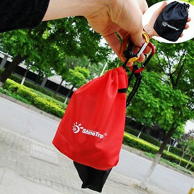 Outdoor Supplies Organizer Pouch Drawstring Bunches Packet Camping Storage Bag