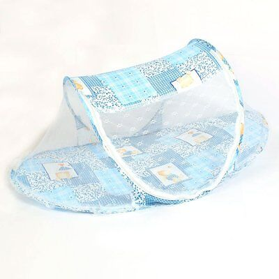 Foldable Kids Baby Safty Mosquito Net Netting Crib Bed Playpen Play Tent BF