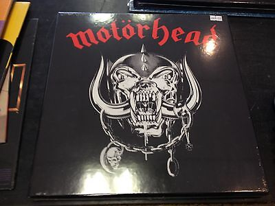 Motorhead - Motorhead 3-Lp Clear Vinyl Box Set New Mint Sealed Rsd 2017