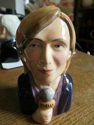 Sarah Montague Novelty Egg Cup BBC Today Programme Children in Need 2005 Issue