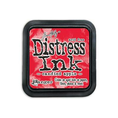 Tim Holtz Distress Ink Pad 'Candied Apple'