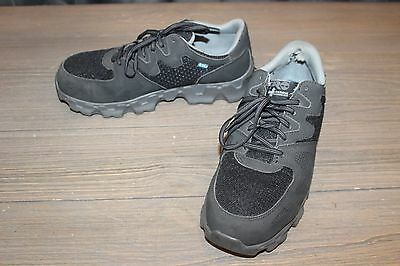 Timberland Men's PRO Powertrain Alloy Toe ESD Work Shoes - Black - Size 10.5 M