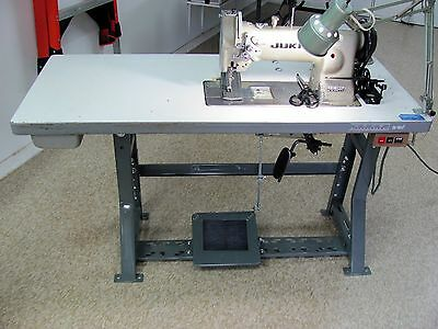Juki LU-563 Industrial Walking Foot Sewing Machine W Reverse HEAD ONLY