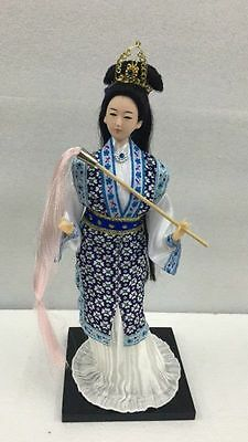 Oriental Doll China's Ming and Qing Dynasties 12 hairpin Female Characters