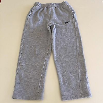 Nike Boys AWESOME Grey Athletic/Sweat Pants 6-7 years. Great condition!!