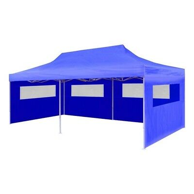 Pop Up Outdoor Garden Gazebo 3x6m Party Cocktail Tent Marquee Waterproof Canopy