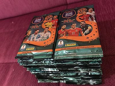 Panini Adrenalyn XL Road To World Cup 2018 Russia 70 Boosters
