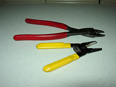 Klein Tools Pliers  U.s.a.  Used