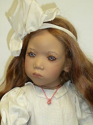 """33 7/8"""" Annette Himstedt's Sanfra, Beautiful, From Her 2000 Decades Collection"""