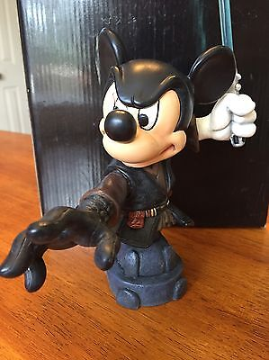 Grand Jester Studios. Mickey Mouse as Anakin Skywalker Disney Collectible