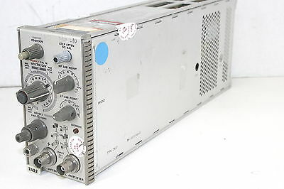 Tektronix 7A22 Differential Amplifier Plug-in Module for Scope