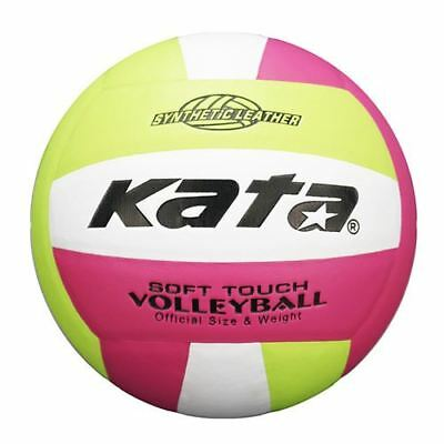 Volleyball Training ball With Official Size 5 PU Soft Microfiber PU with Pin New