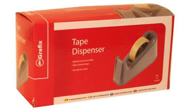 Heavy Duty Tape Sellotape Cellotape Dispenser Desk Machine  | PoundToy