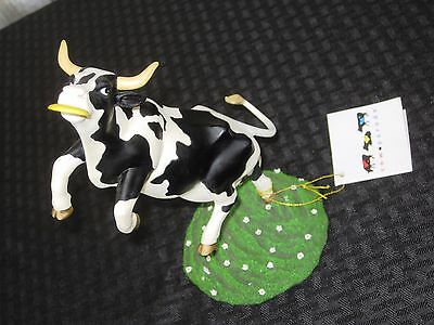 Cows on Parade Daisy's Dream Cow Dated Numbered 9131 2001