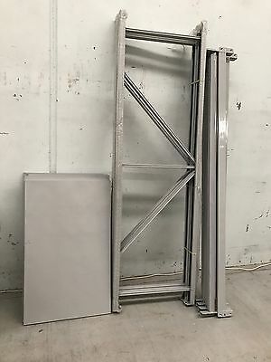 New Garage Warehouse Steel Storage Shelving Tool Racking Tyre Rack Shelves Stand